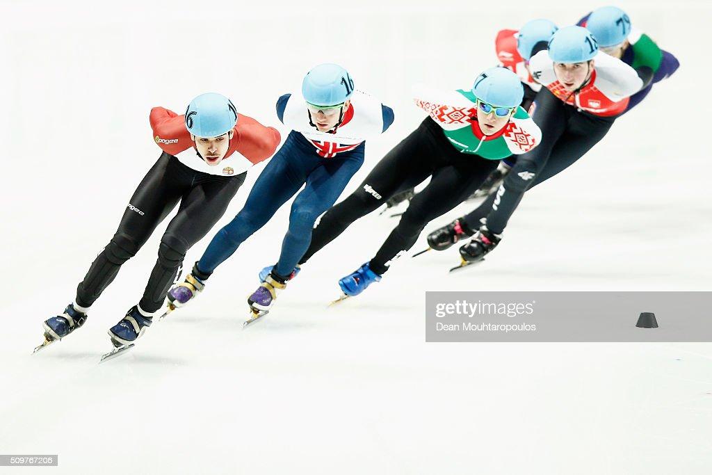 ISU World Cup Short Track Speed Skating Dordrecht - Day 1