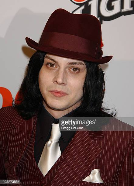 Jack White during 'Cold Mountain' Los Angeles Premiere at Mann National Theatre in Westwood California United States