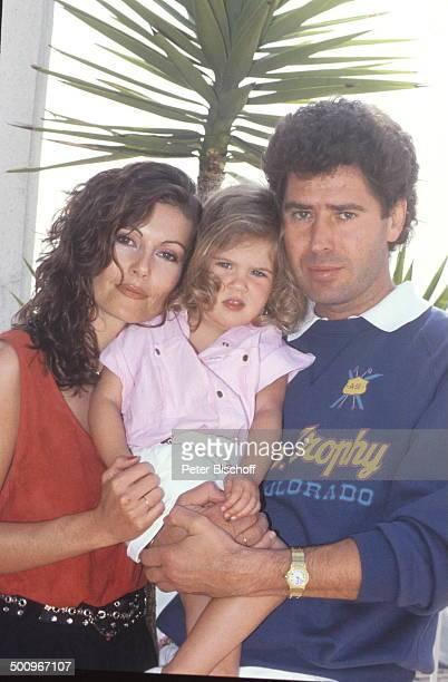 Jack White MarieLouise Gassen Tochter Antonia Homestory Los Angeles Kalifornien USA Baby Palme Promi Foto PBischoff