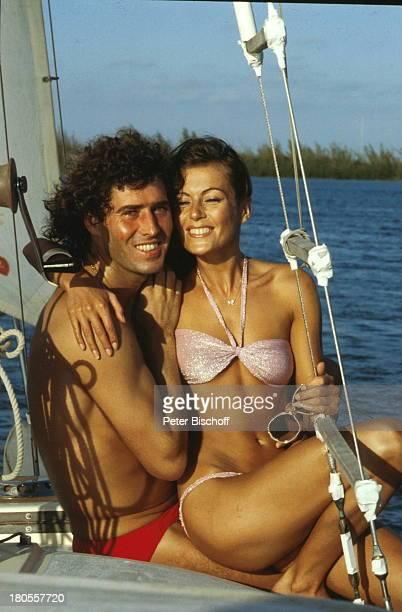 Jack White MarieLouise GassenKaribik/Amerika Schiff Wasser ExFrausexy Bikini
