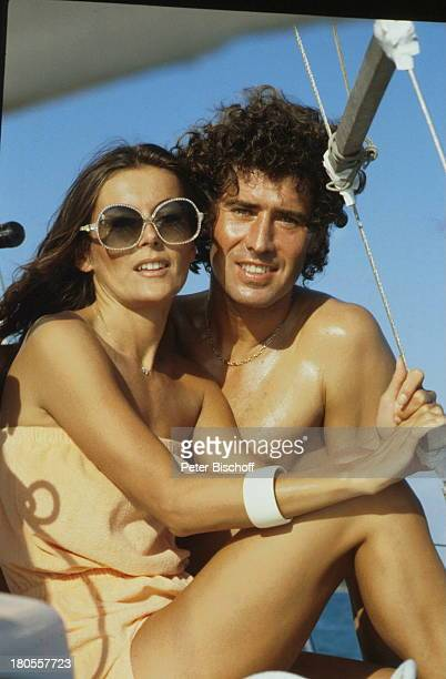 Jack White MarieLouise GassenKaribik/Amerika Schiff Wasser ExFrausexy Sonnenbrille