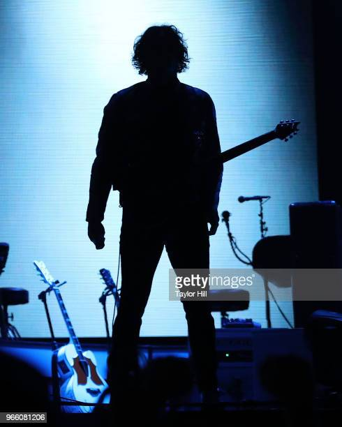Jack White performs onstage during Day 1 of the 2018 Governors Ball Music Festival at Randall's Island on June 1 2018 in New York City