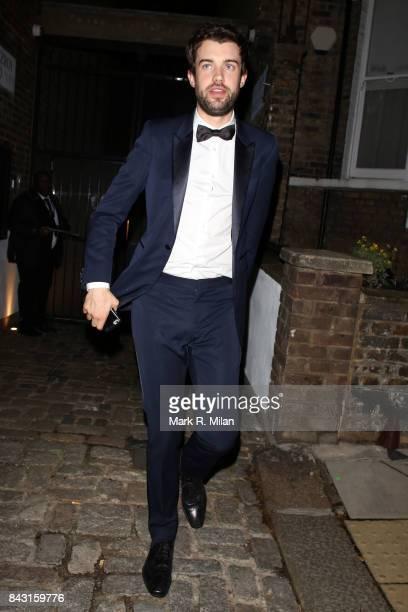 Jack Whitehall attending the GQ awards on September 5 2017 in London England