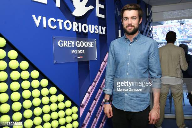 Jack Whitehall attends as Grey Goose toasts to the 2019 US Open at Arthur Ashe Stadium on September 08, 2019 in New York City.