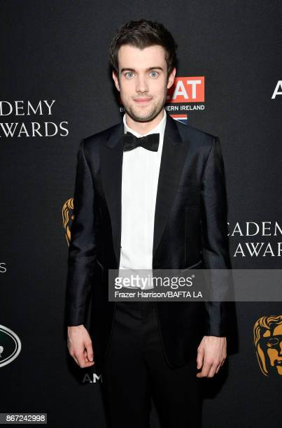 Jack Whitehall attends the 2017 AMD British Academy Britannia Awards Presented by American Airlines And Jaguar Land Rover at The Beverly Hilton Hotel...