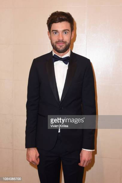 Jack Whitehall attends the after party during the 2018 British Academy Britannia Awards presented by Jaguar Land Rover and American Airlines at The...