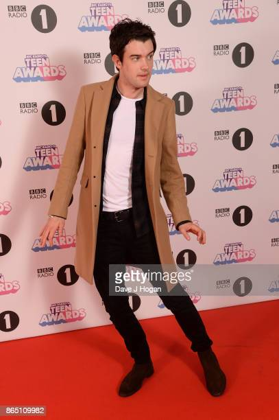 Jack Whitehall attends the BBC Radio 1 Teen Awards 2017 at Wembley Arena on October 22 2017 in London England