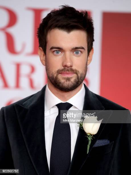 AWARDS 2018 *** Jack Whitehall attends The BRIT Awards 2018 held at The O2 Arena on February 21 2018 in London England