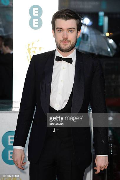 Jack Whitehall attends the EE British Academy Film Awards at The Royal Opera House on February 10 2013 in London England