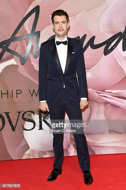Jack Whitehall attends The Fashion Awards 2016 on December 5, 2016 in London, United Kingdom.