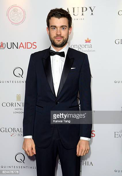 Jack Whitehall attends the Global Gift Gala in partnership with Quintessentially on November 19 2016 at the Corithinia Hotel in London United Kingdom