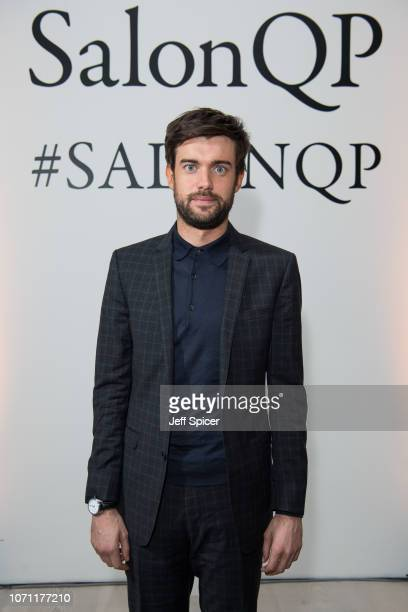 Jack Whitehall attends the launch of Salon QP at Saatchi Gallery on November 22 2018 in London England