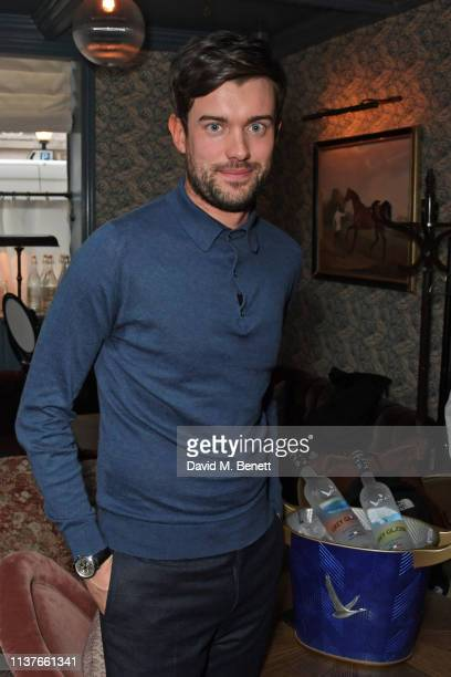 Jack Whitehall attends the launch of the new GREY GOOSE brand platform 'Live Victoriously' with Clara Amfo turning an average Tuesday night into an...