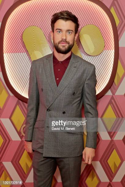 Jack Whitehall attends the Warner Music & CIROC BRIT Awards house party, in association with GQ, at The Chiltern Firehouse on February 18, 2020 in...