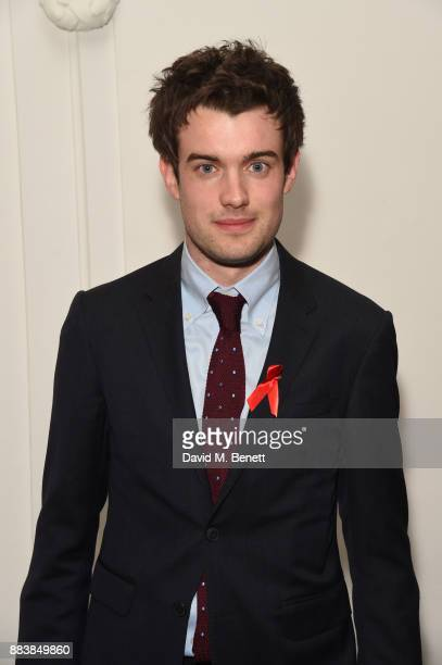 Jack Whitehall attends the World Aids Day Charity Gala aimed at using football to educate and inspire vulnerable young people in developing countries...