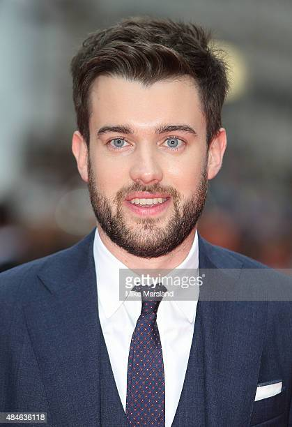 Jack Whitehall attends the World Premiere of 'The Bad Education Movie' at Vue West End on August 20 2015 in London England