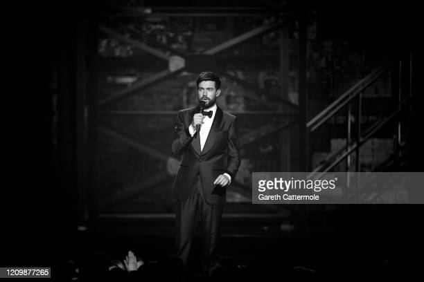 Jack Whitehall during The BRIT Awards 2020 at The O2 Arena on February 18 2020 in London England