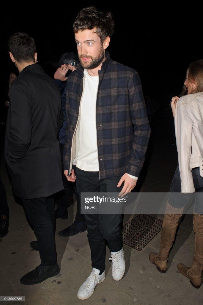 London Celebrity Sightings -  April 13, 2018 : News Photo