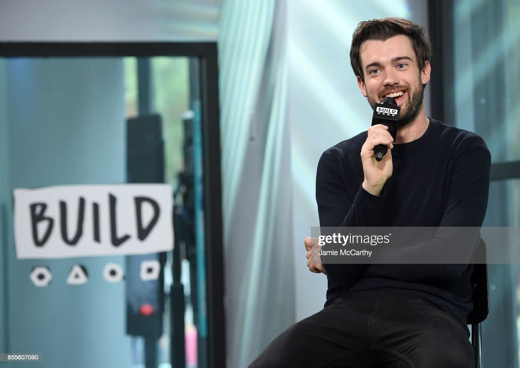 """Build Presents Jack Whitehall Discussing """"Jack Whitehall: Travels with My Father"""" : News Photo"""