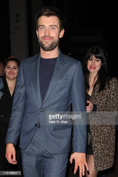 Jack Whithall attending the Sony BRITS 2019 After Party at Aquashard on February 20 2019 in London England