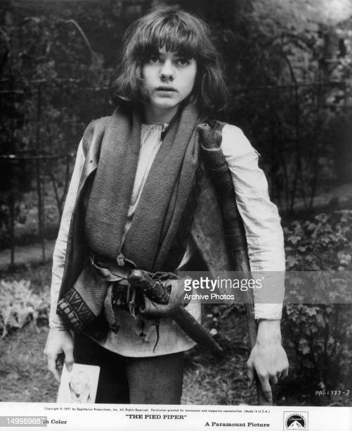 Jack Wild in a scene from the film 'The Pied Piper' 1972