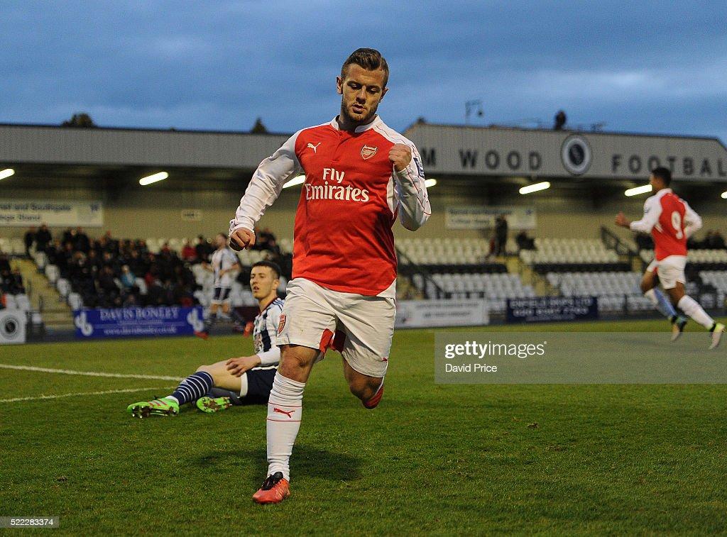 Arsenal v West Bromwich Albion: U21 Premier League