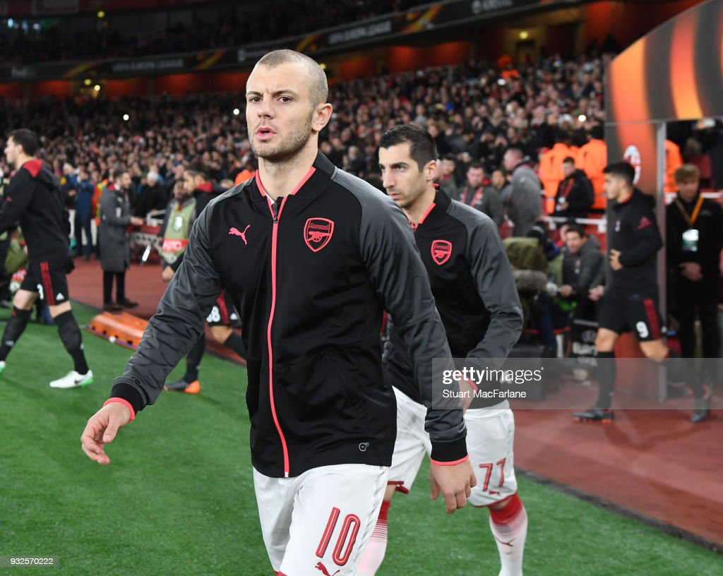 Arsenal v AC Milan - UEFA Europa League Round of 16: Second Leg : News Photo