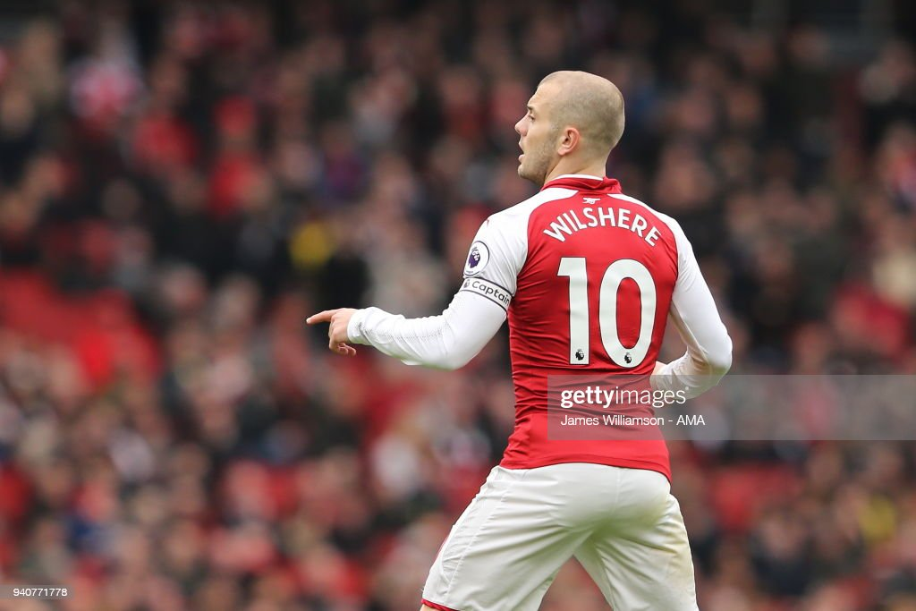 Arsenal v Stoke City - Premier League : News Photo