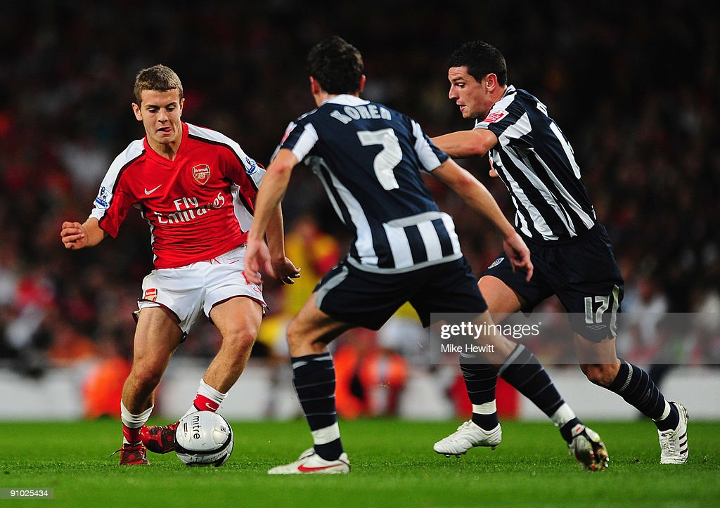 Arsenal v West Bromwich Albion - Carling Cup