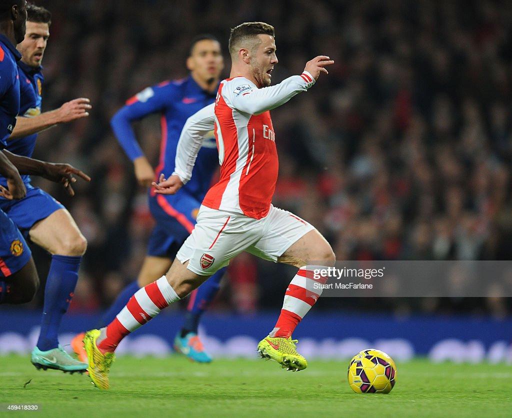 Arsenal v Manchester United - Premier League : News Photo
