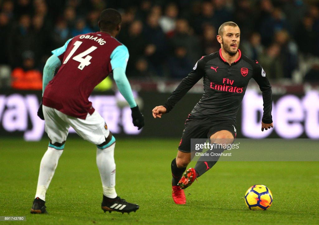 West Ham United v Arsenal - Premier League : Nachrichtenfoto