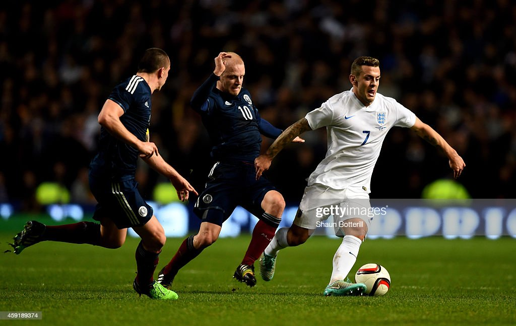 Scotland v England - International Friendly : News Photo
