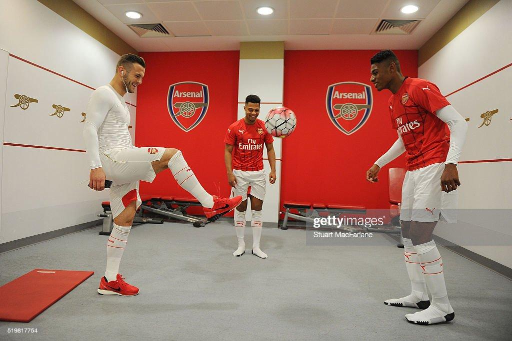 Arsenal v Newcastle: U21 Premier League : News Photo