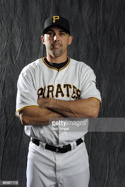 Jack Wilson of the Pittsburgh Pirates poses during photo day at the Pirates spring training complex on February 22 2009 in Bradenton Florida
