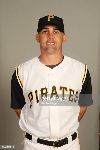 Jack Wilson of the Pittsburgh Pirates poses for a portrait during photo day at McKechnie Field on February 24 2008 in Bradenton Florida