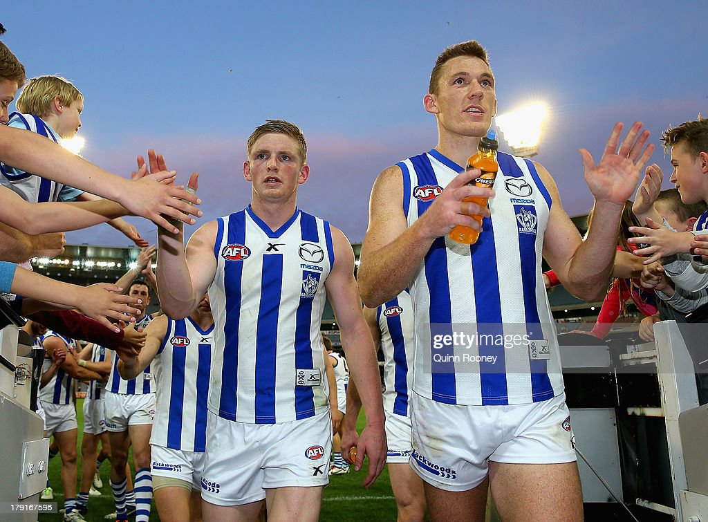 AFL Rd 23 - Collingwood v North Melbourne