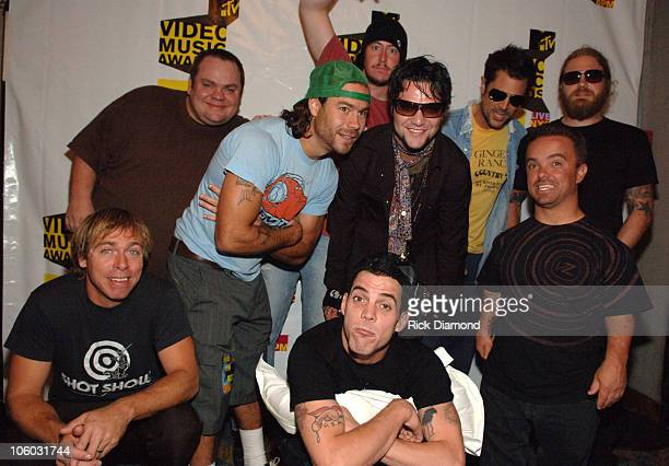 Jackass during 2006 MTV Video Music Awards - MTV Presents the 2006 VMA Forum at Radio City Music Hall in New York City, New York, United States.