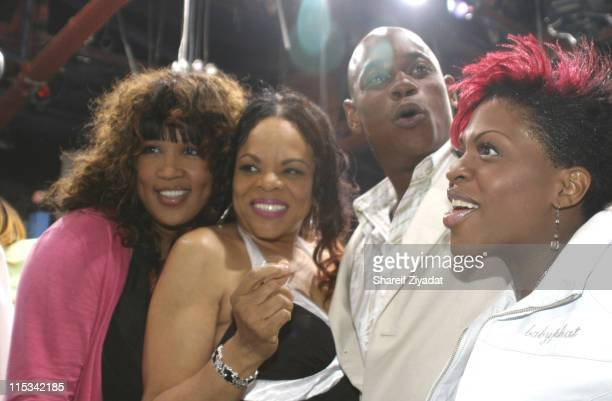 Jackee Brown Jamie Brown Bokeem Woodbine and Lil Mo