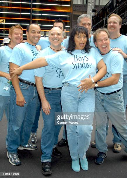 Jackee Harry and The Cast of 'The Boys from Syracuse'