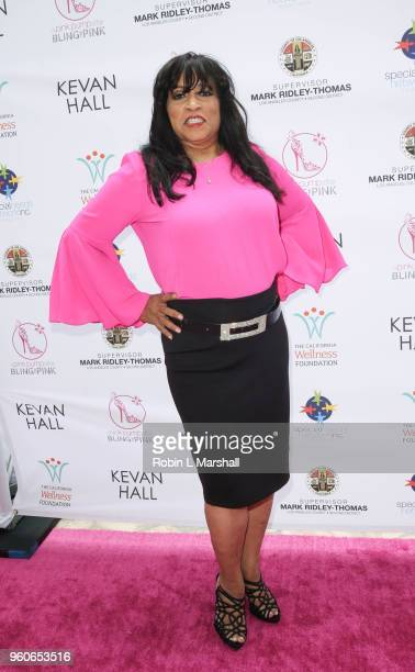 Jackee Harry attends the 10th Annual Pink Pump Affair Charity Gala Fundraiser at The Beverly Hills Hotel on May 20 2018 in Beverly Hills California