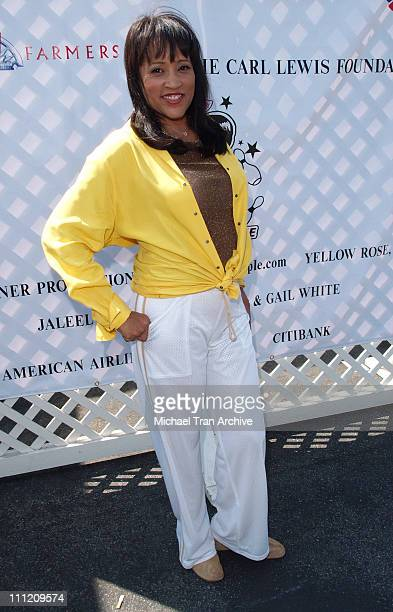 Jackee Harry during Kiki Shepard's 3rd Annual Celebrity Bowling Challenge to Benefit The Sickle Cell Disease Association of America at Pickwick...