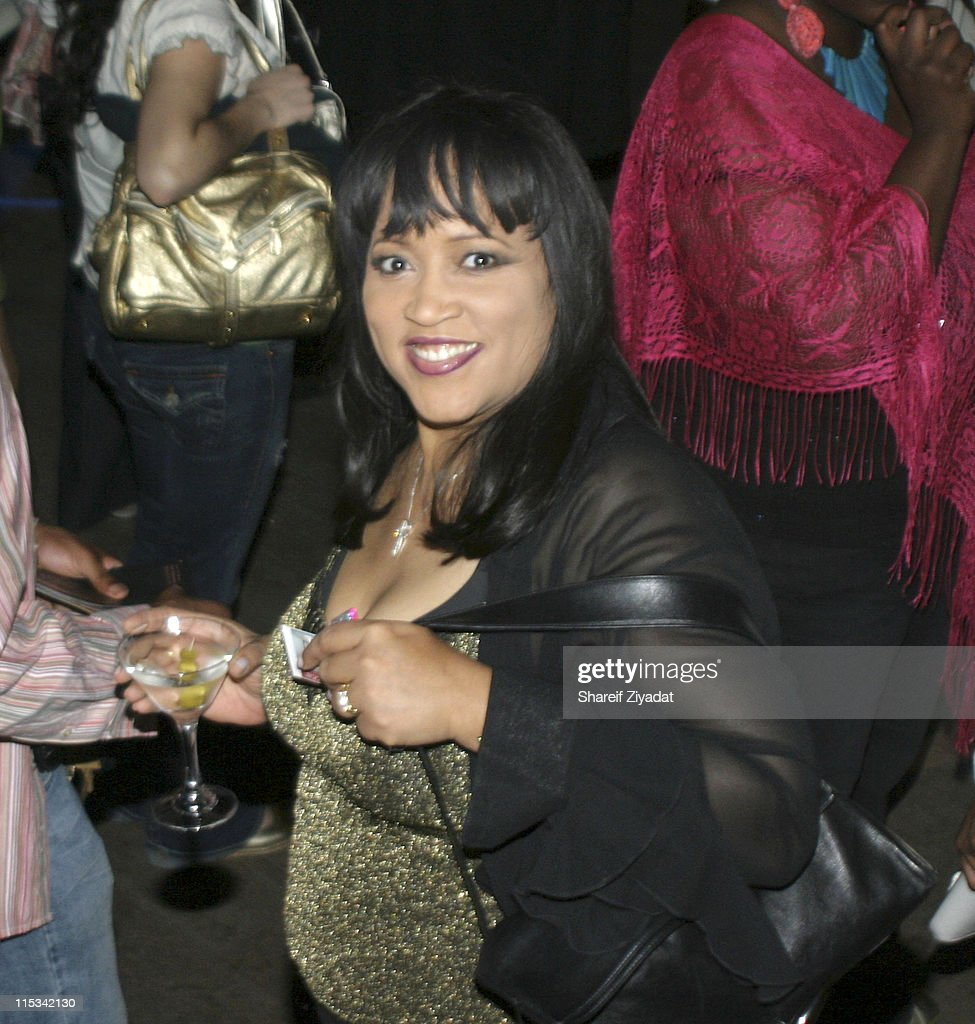 Jackee Harry during Sister to Sister Anniversary Party at Crobar in New York, United States.