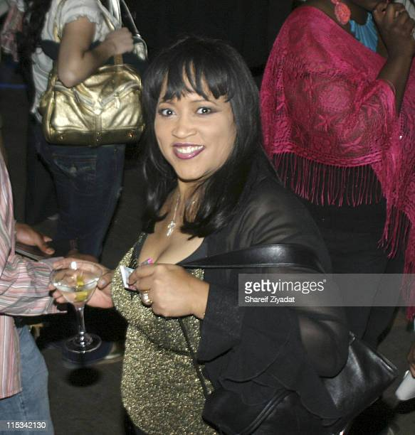 Jackee Harry during Sister to Sister Anniversary Party at Crobar in New York United States