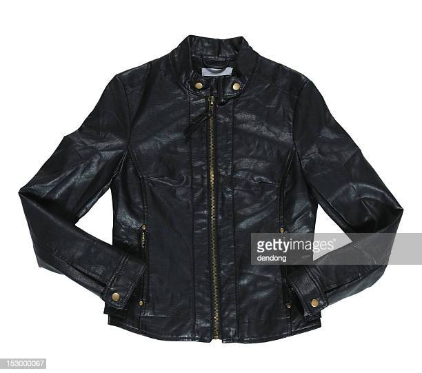 giacca - giacca di pelle foto e immagini stock