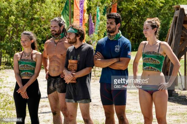 Survivor are christian and gabby dating