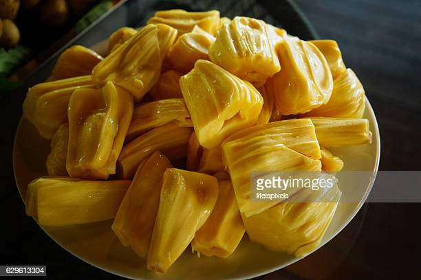 jackfruit - lifeispixels stock pictures, royalty-free photos & images