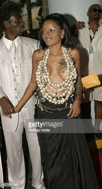 Jacki O during Billboards RB HipHop Red Carpet at Jacki Gleason Theater in Miami Beach Florida United States