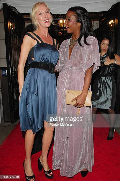 Jackie Astier and Genevieve Jones attend MOVADO with John F. Kennedy Center for the Performing Arts; Cooper-Hewitt, National Design Museum; and...