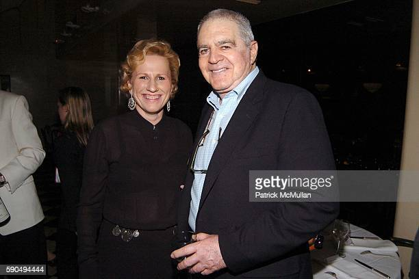 Jackie Blum and Irving Blum attend Afterparty for the Richard Meier Collages exhibition hosted by Izak Senbahar and Simon Elias of Alexico Management...