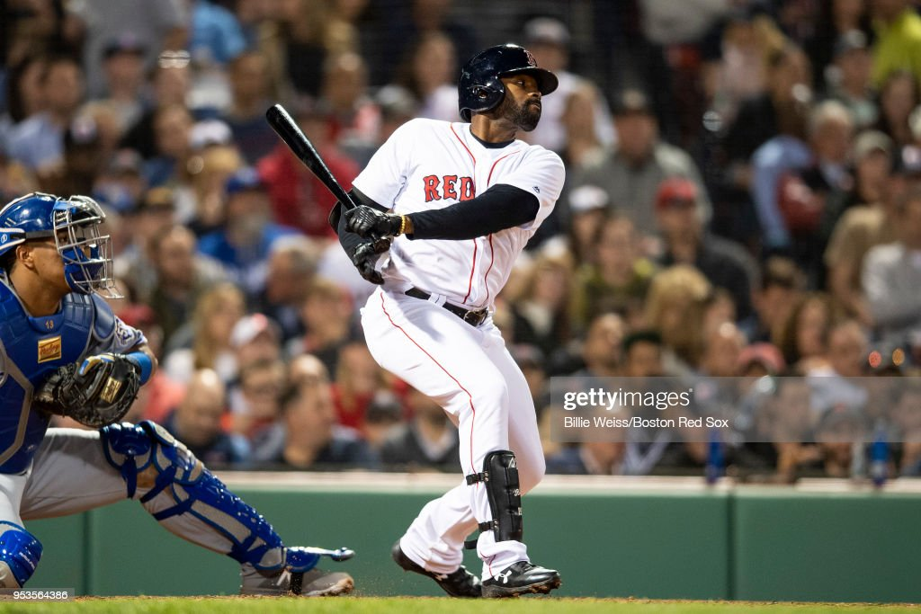 Kansas City Royals v Boston Red Sox : News Photo